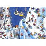 Puzzle  Heye-29565 Snowboards