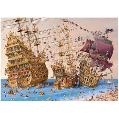 Puzzle Heye-29570 Korsar