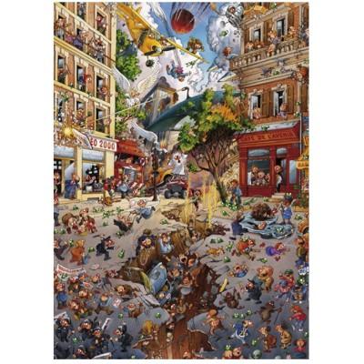 Puzzle Heye-29577 Apokalypse