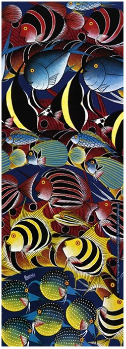 Puzzle Heye-29583 Fische