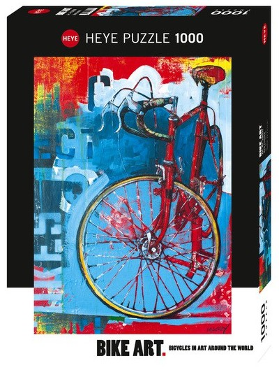 Puzzle Heye-29600 Bike Art