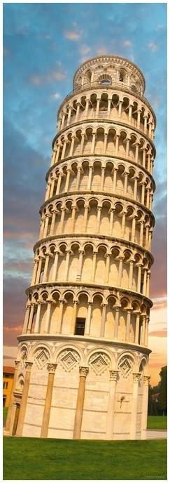 Puzzle Heye-29604 Schiefer Turm von Pisa