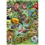 Puzzle  Heye-29617 Marion Wieczorek: Tropische Regenwald