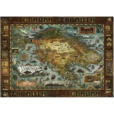 Puzzle Heye-29622 Zamonien