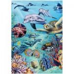 Puzzle  Heye-29623 Tropische Gewässer