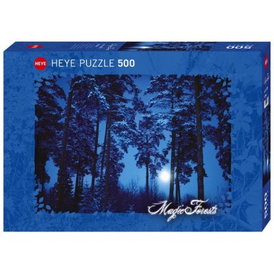 Puzzle Heye-29625 Magic Forests