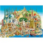 Puzzle  Heye-29634 Global City