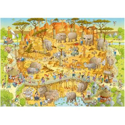 Puzzle Heye-29639 Afrika