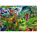 Puzzle  Heye-29660 Marion Wieczorek: Carnivores