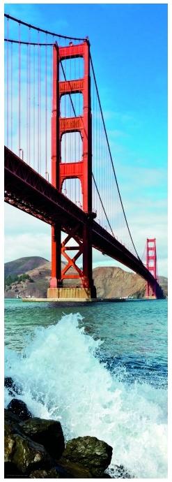Puzzle Heye-29669 Golden Gate Bridge