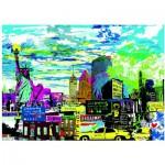 Puzzle  Heye-29681 Kitty McCall: I Love New York!
