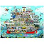 Puzzle  Heye-29697 Anders Lyon : Cruise