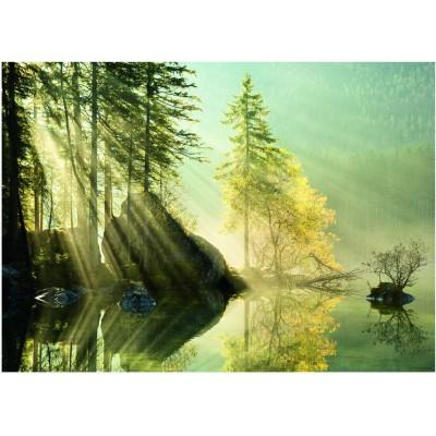 Puzzle Heye-29716 Stefan Hefele: Morning Glow