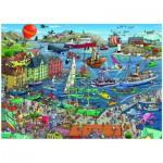 Puzzle  Heye-29729 Birgit Tanck: Seaport