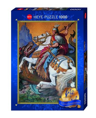 Puzzle Heye-29733 St. George
