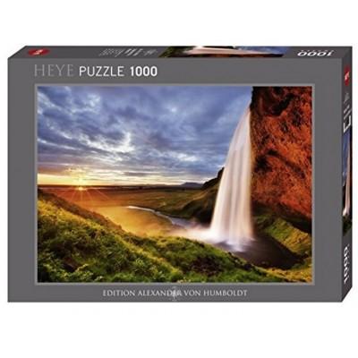 Puzzle Heye-29769 Seljalandsfoss Waterfall