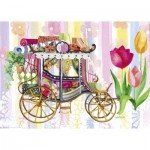 Puzzle  Heye-29780 Lovely Times, Carriage
