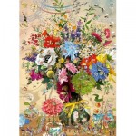 Puzzle  Heye-29787 Degano - Flower's Life