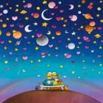 Puzzle  Heye-29800 Mordillo: Sternennacht