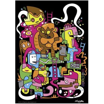 Puzzle Heye-70169-29483 Top Score