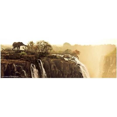 Puzzle Heye-70170-29529 Marsel van Oosten: Elefant