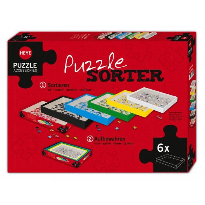 6 Puzzle Sorter