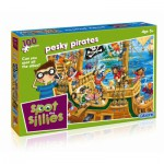 Puzzle  Gibsons-G1500 John Francis: Pesky Pirates