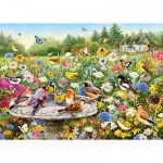 Puzzle  Gibsons-G2210 XXL Teile - Greg Giordano: The Secret Garden