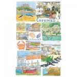 Puzzle  Gibsons-G2510 Emma Ball: Cornwall