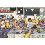 Puzzle  Gibsons-G2706 XXL Teile - Linda Jane Smith: Barks Cafe