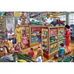 Puzzle  Gibsons-G2707 XXL Teile - Steve Crisp: The Toy Shop