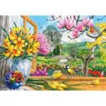 Puzzle  Gibsons-G3044 John Francis: Springtime Splendour
