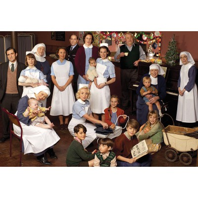 Puzzle Gibsons-G3065 Call the Midwife