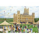 Puzzle  Gibsons-G3072 Highclere Schloss