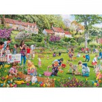 Puzzle  Gibsons-G3095 Trevor Mitchell : The Easter Egg Hunt