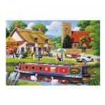 Puzzle  Gibsons-G3513 XXL Teile - Kevin Walsh: The Good Life
