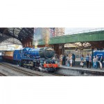 Puzzle  Gibsons-G4024 Bryan Evans: Ankunft in Temple Meads