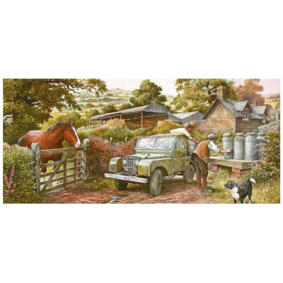 Puzzle Gibsons-G4029 Antony Forster: Country Companions