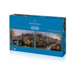 Gibsons-G5035 2 Puzzles - Evgeny Lushpin: Still Waters