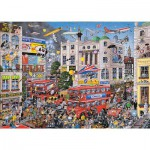 Puzzle  Gibsons-G579 Mike Jupp: I Love London