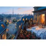 Puzzle  Gibsons-G6141 Dominic Davison: Ein Abend in Paris