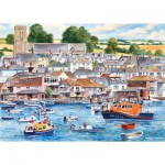 Puzzle  Gibsons-G6152 Salcombe Harbour