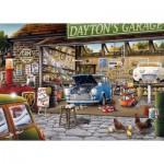 Puzzle  Gibsons-G6158 Hiro Tanikawa: Daytons Werkstatt