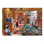 Puzzle  Gibsons-G6160 Steve Crisp: Hidden treasures