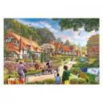 Puzzle  Gibsons-G6161 Steve Crisp: Rural Life