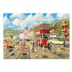 Puzzle  Gibsons-G6163 Derek Roberts: Taking the Tram