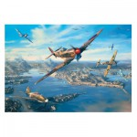 Puzzle  Gibsons-G6172 Nicolas Trudgian: Fortress Malta