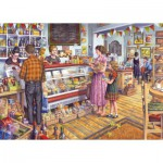 Puzzle  Gibsons-G6186 Tony Ryan: The Deli