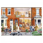 Puzzle  Gibsons-G7058 Memory Lane Our House 1950s