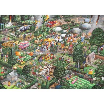 Puzzle Gibsons-G811 Ich liebe Gärten